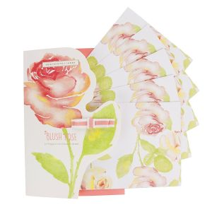 Blush Rose Drawer Liners Heathcote & Ivory (Pack of 5)